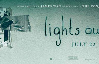 ภาพยนตร์ Lights Out (2016) มันออกมาขย้ำ
